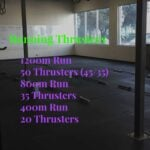 Running Thrusters