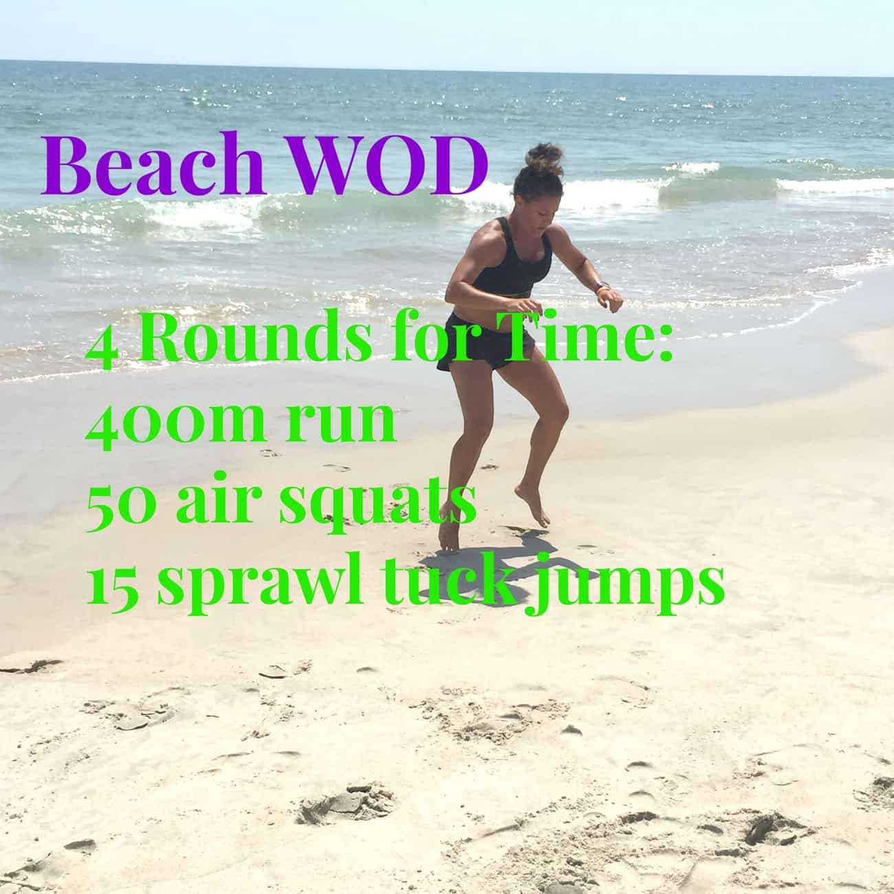 Beach Workout