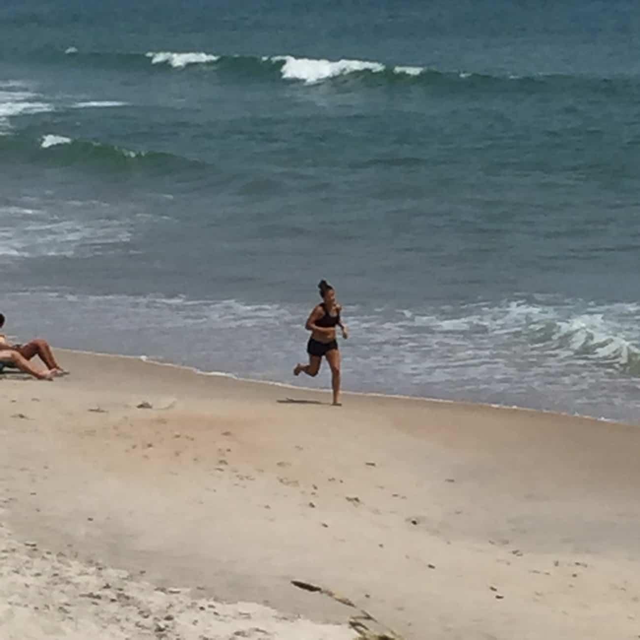 Beach WOD