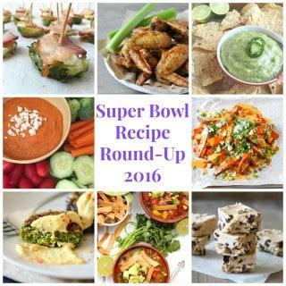 Super Bowl Recipe Round-Up 2016