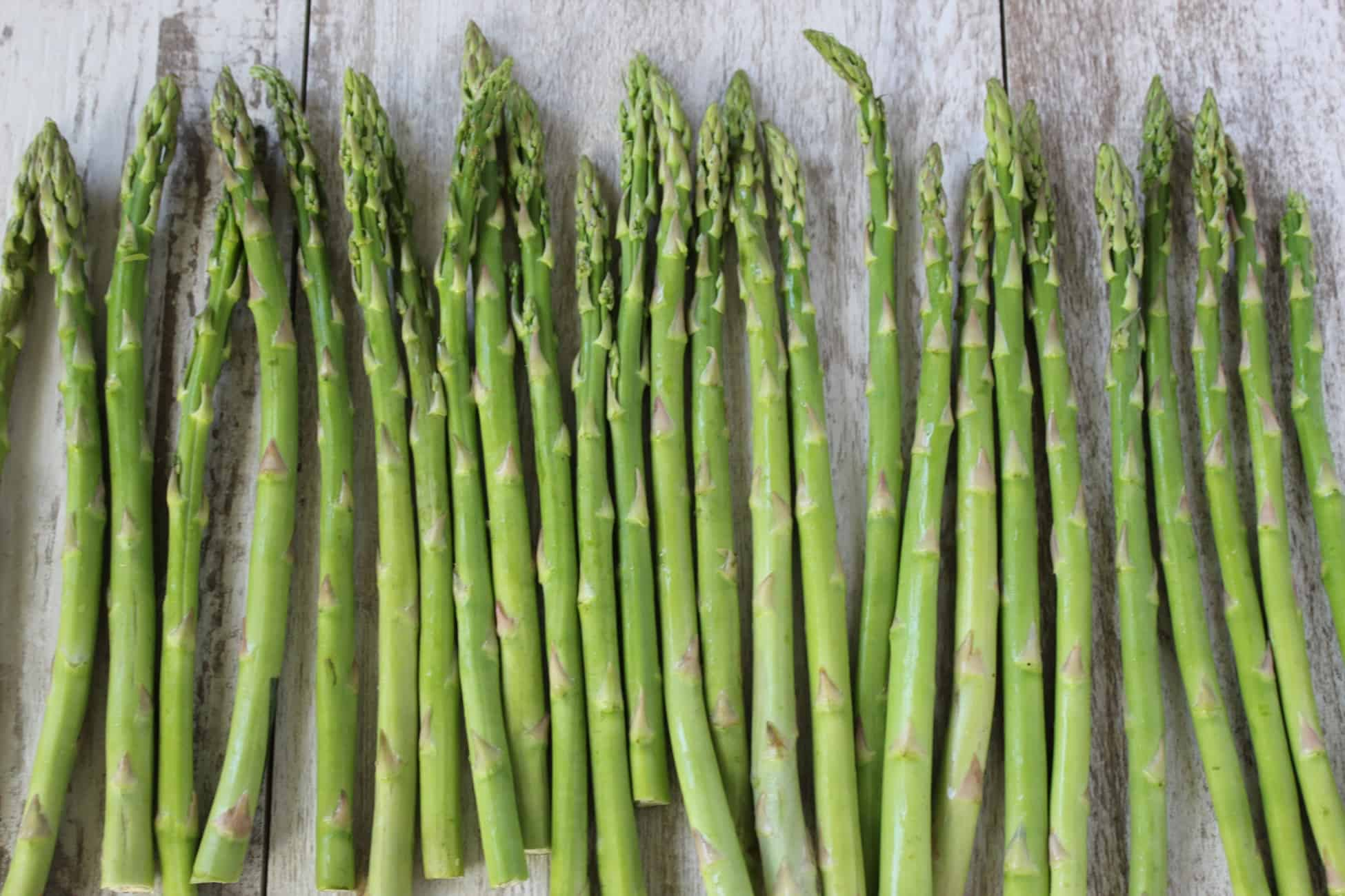 Gains through Asparagus