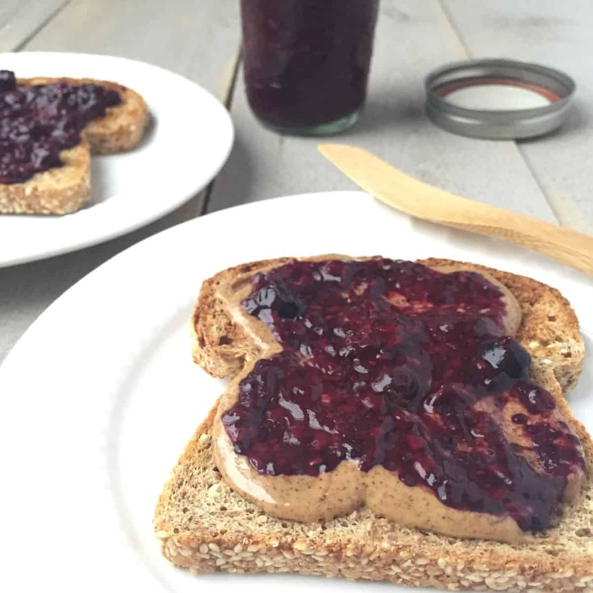 Berry Chia Jam