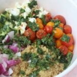 Roasted Tomato Quinoa Salad