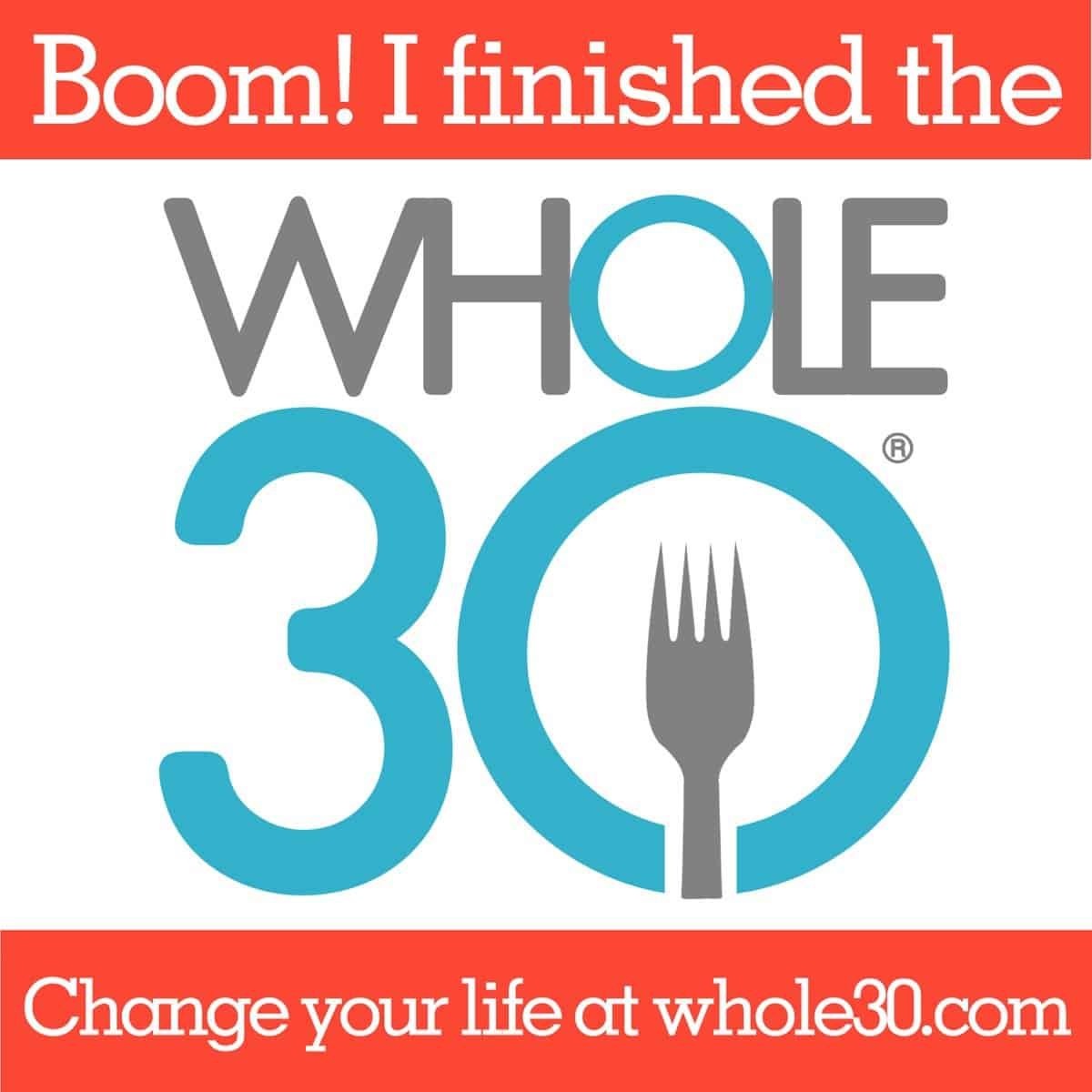 Whole30 Recap