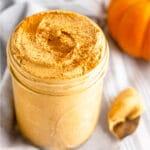 Homemade pumpkin butter Recipe Pinterest image