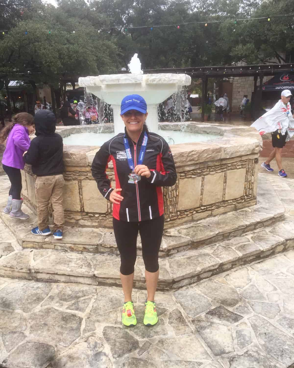 My First Marathon [San Antonio 3:33] + Your Body is Capable of so Much More