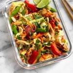 Vietnamese Chicken Cabbage Salad Pinterest image