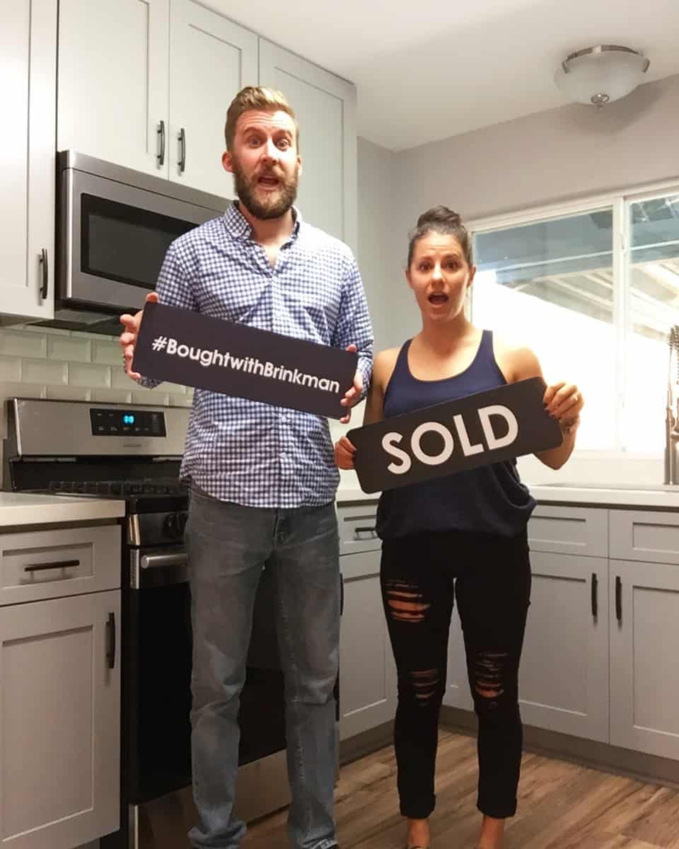 ALERT: First time home buyers buy a house!! Ahh we areofficially home owners!! - Eat the Gains