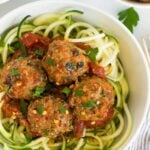 Paleo Supreme Pizza Meatballs