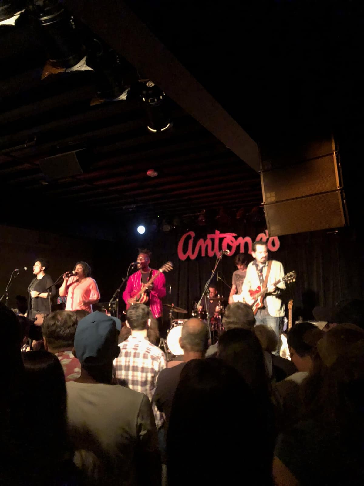 Concert at Antone's in Austin, TX