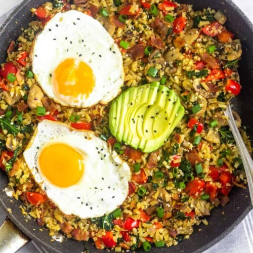 Paleo Breakfast Fried Rice Whole30