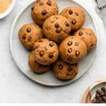 Pumpkin Energy Balls Pinterest image