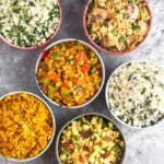 6 Whole30 Cauliflower Rice Recipes (Paleo)