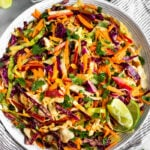 Chipotle Mexican Coleslaw (Paleo/Whole30)