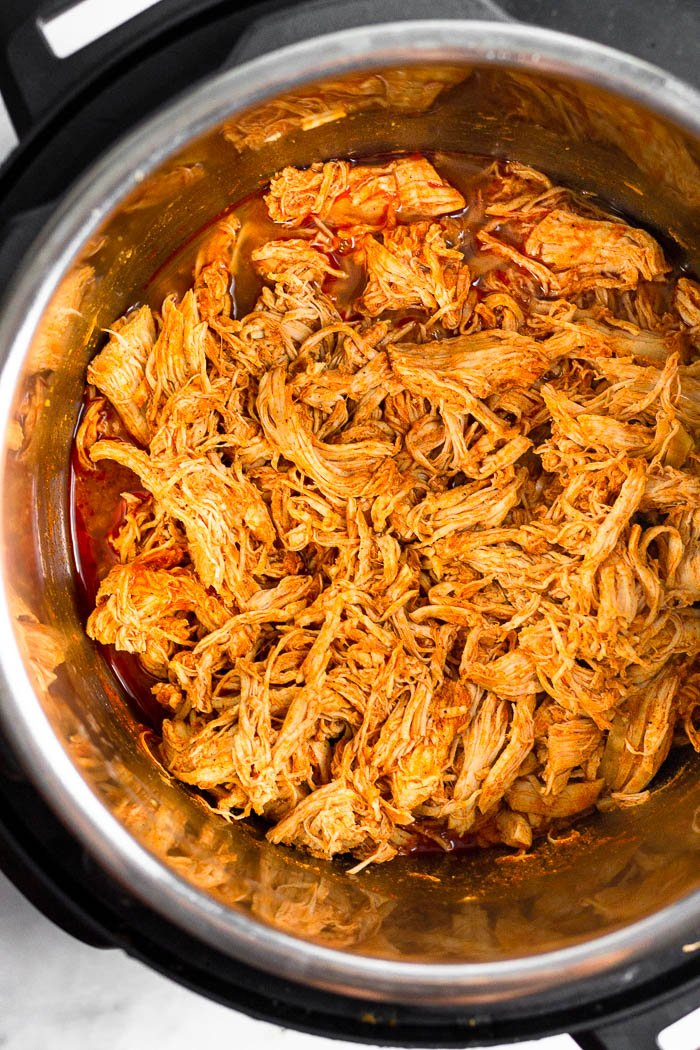 Instant Pot Buffalo Chicken Paleo Whole30 Eat The Gains