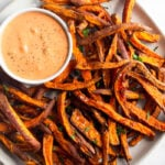Air Fryer Sweet Potato Fries