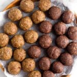 Seed Cycling Energy Balls