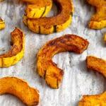 Best Delicata Squash Recipe Pinterest Image
