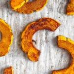 How to Roast Delicata Squash Pinterest image