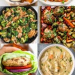 Best Whole30 Chicken Recipes Pinterest image